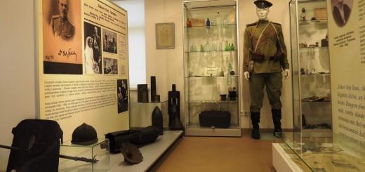 Pirmajam pasaules karam veltīta izstāde