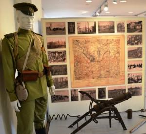 Ugunsjoslu krustojumā 1914-1918